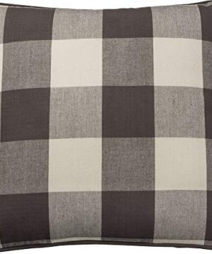 Primitives By Kathy Farmhouse Style Throw Pillow 16 X 16 Inches Buffalo Check 0 300x360