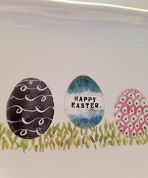RAE DUNN By Magenta 9 X 5 EASTER EGG TRAY 0 0 300x360