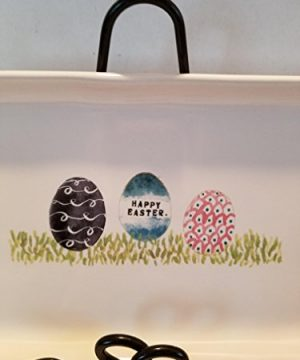 RAE DUNN By Magenta 9 X 5 EASTER EGG TRAY 0 1 300x360
