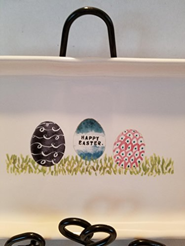 RAE DUNN By Magenta 9 X 5 EASTER EGG TRAY 0 1