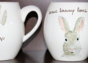 Rae Dunn Artisan Collection Easter Mugs Set Of 2 Mugs Are Approximately 45 Tall 0 300x214