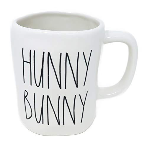 Rae Dunn By Magenta HUNNY BUNNY Ceramic LL Coffee Tea Mug 0