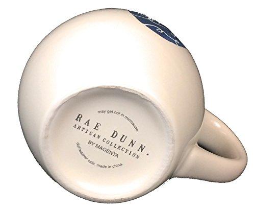 Rae Dunn Holiday Collection Happy Easter Egg Mug Black Interior Coffee Cup Artisian Magenta 0 1