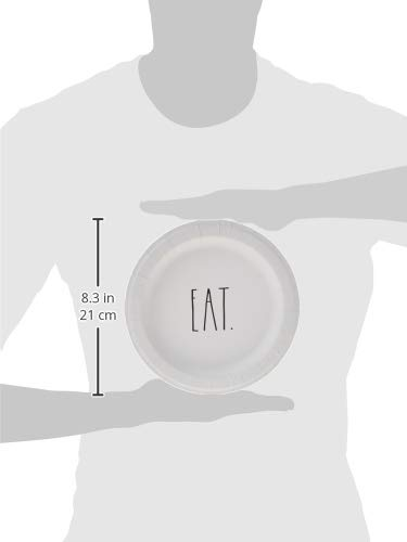 Rae Dunn Paper Plates Eat 0 1