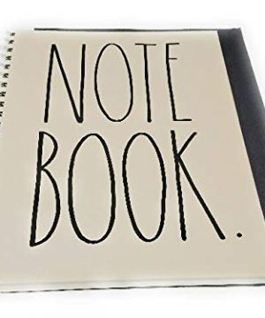 Rae Dunn Small Spiral Notebook Take Note 0 300x360