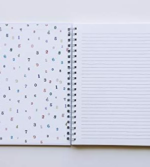 Rae Dunn TAKE NOTE Large Notebook 0 0 300x333