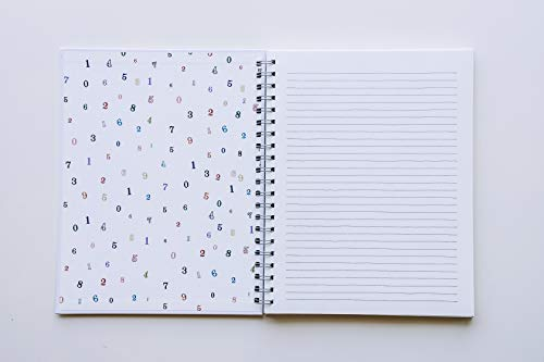 Rae Dunn TAKE NOTE Large Notebook 0 0