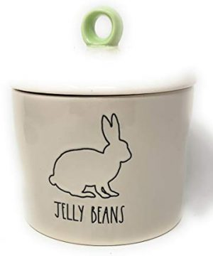 Rae Dunn By Magenta Easter Canister Treat Jar Jelly Beans 45 0 300x360