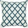 Rizzy Home T05535 Decorative Pillow 18X18 BlueWhiteNeutral 0 100x100