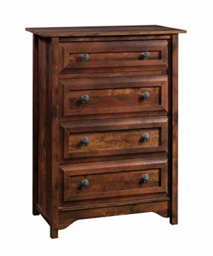 Sauder Viabella 4 Drawer Chest Curado Cherry Finish 0 300x360