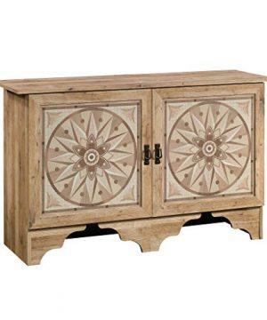 Sauder Viabella Storage Cabinet 5087 L X 1669 W X 3087 H Antigua Chestnut Finish 0 300x360