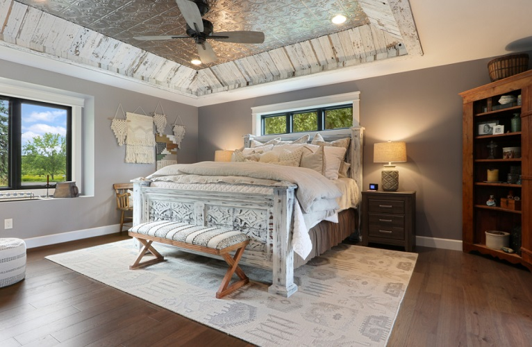 Scenic Farmhouse Remodel by ABK Interiors - Annette Kuester