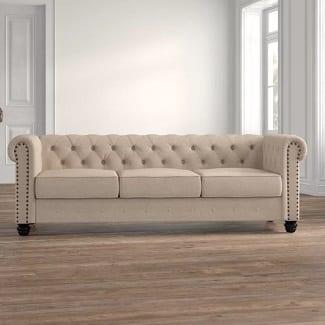 Sharniece 87 Rolled Arm Sofa