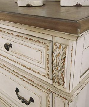 Signature Design By Ashley B743 31 Realyn Dresser Chipped White 0 3 300x360
