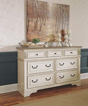 Signature Design By Ashley B743 31 Realyn Dresser Chipped White 0 4 300x360