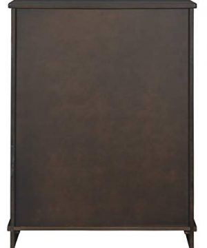 Signature Design By Ashley Bronfield Accent Cabinet Sliding Door Brown 0 4 300x360