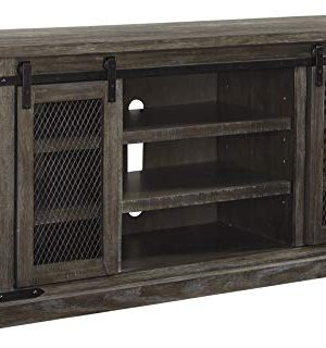 Signature Design By Ashley Danell Ridge Large TV Stand Brown 0 300x320