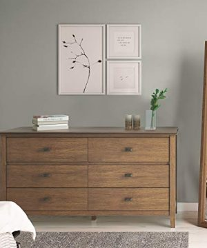 Simpli Home Artisan Solid Wood 60 Inch Wide Contemporary Bedroom Dresser And Media Cabinet In Rustic Natural Aged Brown 0 0 300x360