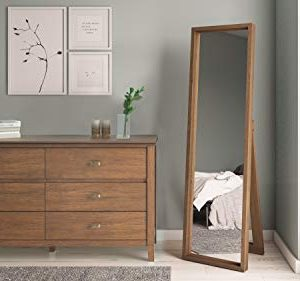 Simpli Home Artisan Solid Wood 60 Inch Wide Contemporary Bedroom Dresser And Media Cabinet In Rustic Natural Aged Brown 0 1 300x281