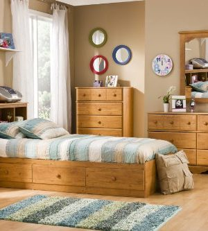 South Shore Little Treasures 6 Drawer Double Dresser Country Pine 0 1 300x333