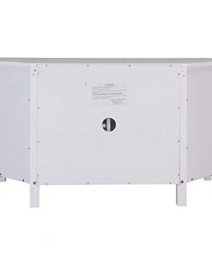 Southern Enterprises Narita TV Stand White 0 3 300x360
