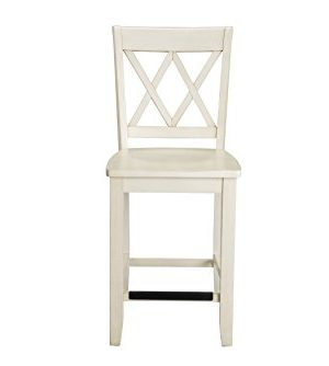 Standard Furniture Vintage Counter Height Chairs 2 Pack Vanilla Vanilla 0 300x334
