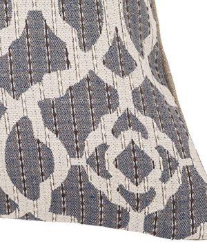 Stone Beam Woven Trellis Modern Decorative Throw Pillow 20 X 20 Slate Grey 0 1 300x360