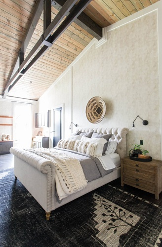 The Farmhouse Bedrooms by Design Shop Interiors