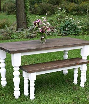 Transitional Country Dining Table Legs In Knotty Pine Set Of 4 0 2 300x353