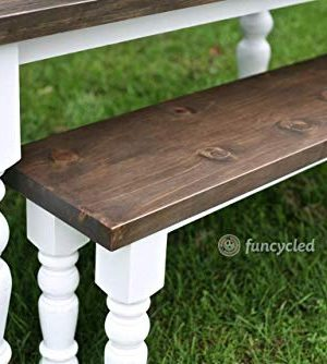 Transitional Country Dining Table Legs In Knotty Pine Set Of 4 0 3 300x334
