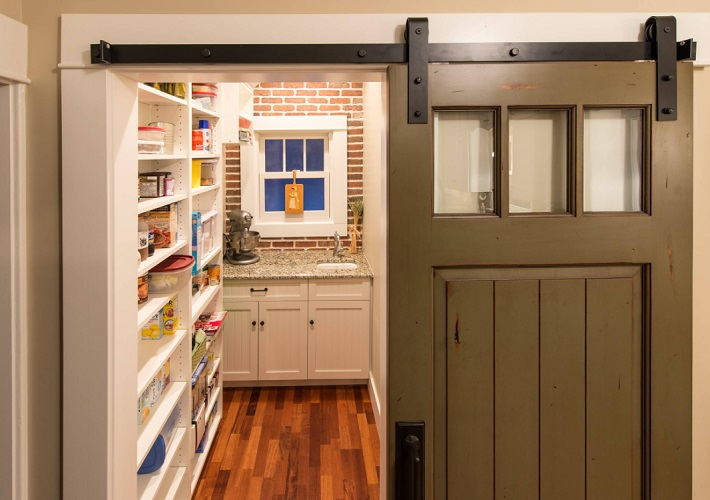 Urban Farmhouse Remodel by HighCraft Builders