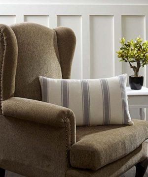 VHC Brands Boho Eclectic Farmhouse Pillows Throws Grace White Fabric 14 X 22 Pillow Creme 0 0 300x360