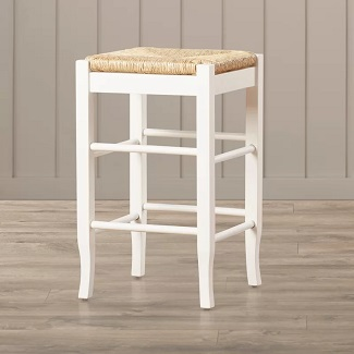 White Hogan Bar & Counter Stool