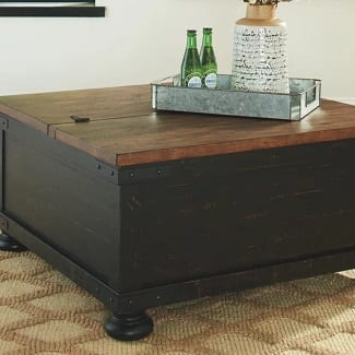 Yang Lift Top Coffee Table