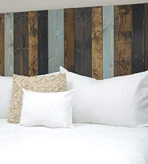 All Terrain Mix Headboard King Size Leaner Style Handcrafted Leans On Wall Easy Installation 0 0 300x332