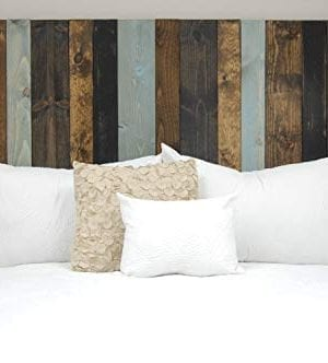 All Terrain Mix Headboard King Size Leaner Style Handcrafted Leans On Wall Easy Installation 0 2 300x332