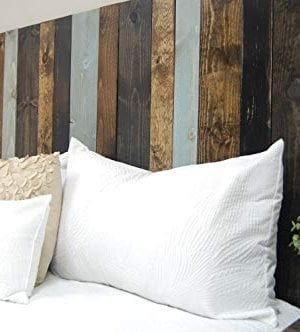 All Terrain Mix Headboard King Size Leaner Style Handcrafted Leans On Wall Easy Installation 0 3 300x332