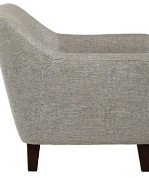 Amazon Brand Stone Beam Grover Modern Living Room Accent Chair 30W Grey 0 1 300x360