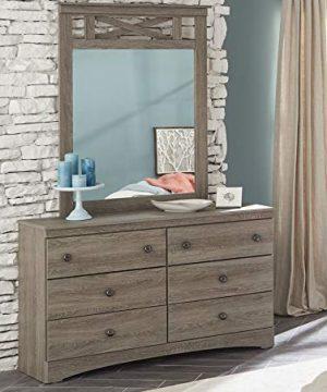 American Furniture Classics Five Piece Bedroom Set Grey 0 0 300x360