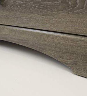 American Furniture Classics Five Piece Bedroom Set Grey 0 3 300x333
