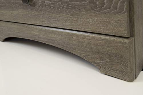American Furniture Classics Five Piece Bedroom Set Grey 0 3