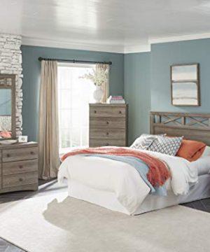 American Furniture Classics Five Piece Bedroom Set Grey 0 300x360