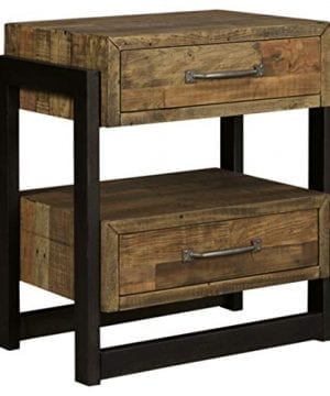Ashley Furniture Signature Design Sommerford Nightstand Brown 0 300x360