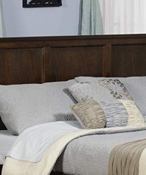 Atlantic Furniture Madison Headboard King Walnut 0 0 300x360