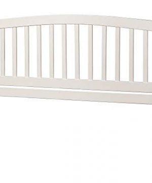 Atlantic Furniture Richmond Headboard Queen White 0 300x360