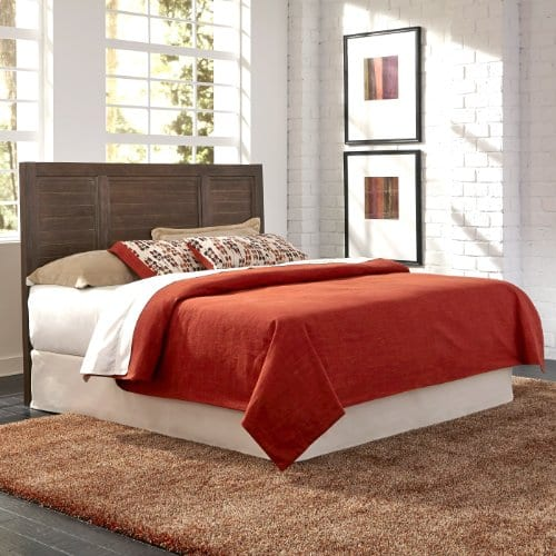Barnside Brown King Bed By Home Styles 0 0