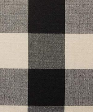 Christopher Knight Home Evete Tufted Fabric Club Chair Black Checkerboard 0 3 300x360