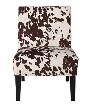 Christopher Knight Home Kalee Dining Chair Cow Print 0 300x360
