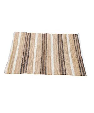 Cotton Multi Chindi Stripe Rugs 24x36 Inch LinenWhite ColorCotton Area RugsIndoor Out Door Rugs 2x3Rugs For Living Room Machine Washable RugsHand Woven Kitchen Entryway Rug 0 1 300x360
