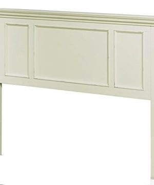 Dover White Queen Headboard By Home Styles 0 300x360